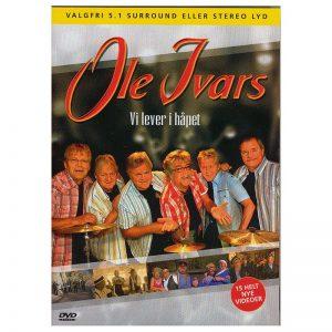 Ole Ivars – VI lever i håpet (DVD)