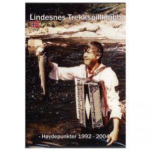 Lindesnes Trekkspillklubb – Høydepunkter 1992-2004