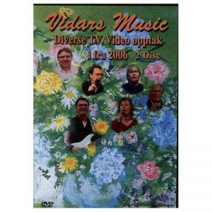 Vidars Music – Diverse TV, video opptak