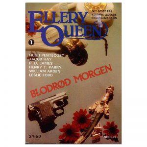 Ellery Queen – Blodrød morgen (paperback)