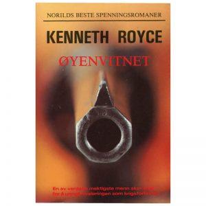 Kenneth Royce – Øyenvitnet (paperback)