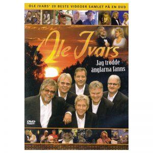 Ole Ivars – Jag trodde änglarna fanns DVD