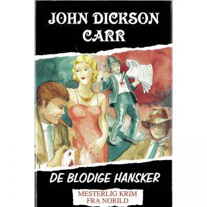 John Dickson Carr – De blodige hansker