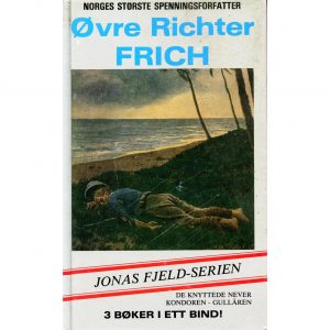 Øvre Richter Frich – Jonas Fjeld serien 1-3
