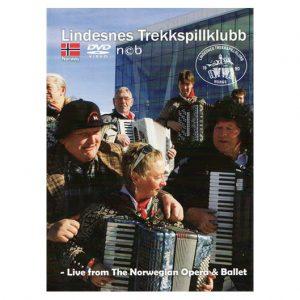 Lindesnes Trekkspillklubb – Live from The Norwegian Opera
