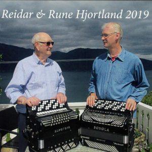 Reidar og Rune Hjortland/2019