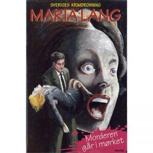 Maria Lang – Morderen går i mørket
