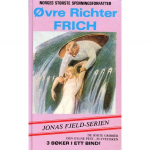 Øvre Richter Frich – Jonas Fjeld serien 4-6