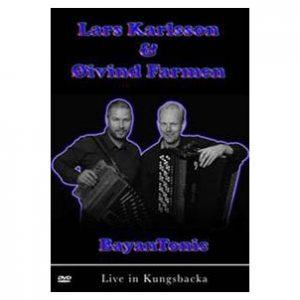 Lars Karlsson & Øivind Farmen – BayanTonic – Live in Kungsbacka