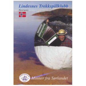 Lindesnes Trekkspillklubb – Minner fra Sørlandet (2004) DVD