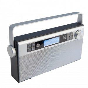 DAB radio – Oppladbar DAB+ Radio